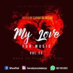 Sjavas Da Deejay – My Love For Music Vol. 22 (Road To Plug & Play Episode 1) mp3 download