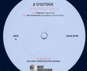 Ceebar & DysFoniK – The Introduction (Intergalactic AfroTech Mix) mp3 download