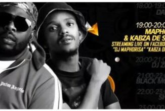 DJ Maphorisa & Kabza De Small – Dashi Khona unga Worrie (Scorpion Kings)