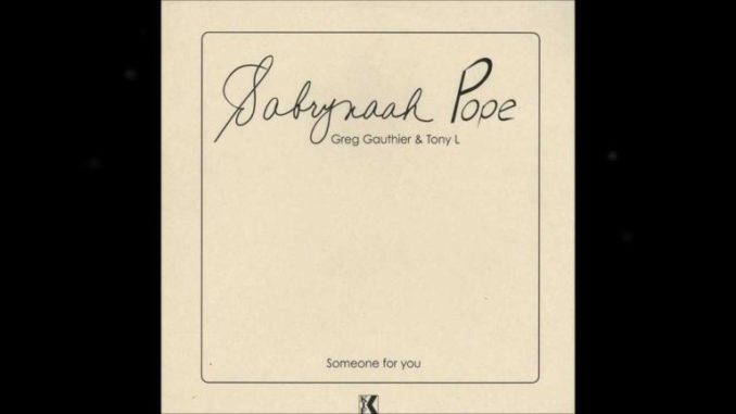 Sabrynaah Pope – Someone For You (String Quartet Mix)Sabrynaah Pope – Someone For You (String Quartet Mix)