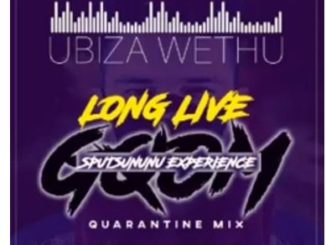 uBizza Wethu – Long Live Gqom 4(sputsununu) Quarantine Mix