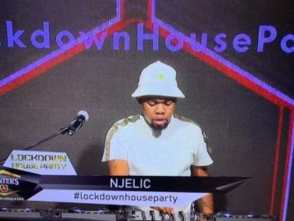 NJELIC – Garage Fm Mix VOL 45 #LockDownHouseParty MP3 DOWNLOAD