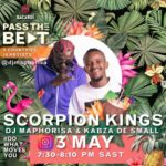Bacardi x Scorpion Kings (Dj Maphorisa & Kabza De Small) – Amapiano Live Mix 3rd May 2020