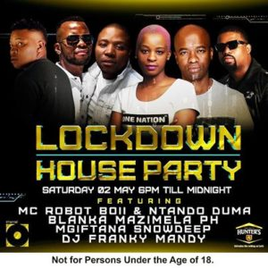 DJ Mandy – Lock Down House Party Mix