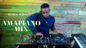 Romeo Makota – Amapiano Mix (29 June 2020)
