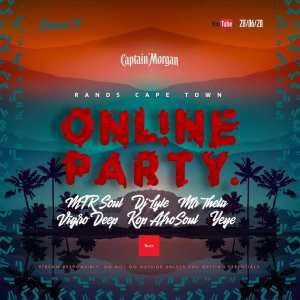 Mr Thela – Captain Morgan Party