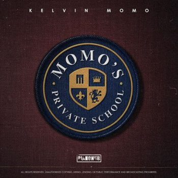 ALBUM: Kelvin Momo – Momo's Private School Piano