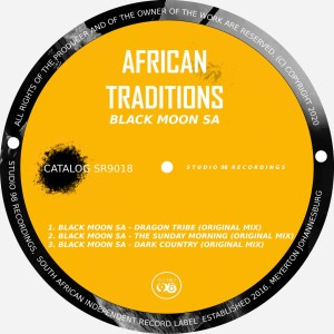Black Moon SA – African Traditions EP
