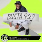 Busta 929 x Lazi Leave The World Behind