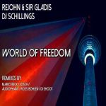 ReJohn World of Freedom Cover Feiyr