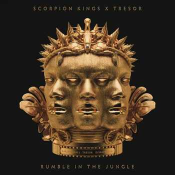 Scorpion Kings drop Rumble In The Jungle Album Artwork & Tracklist